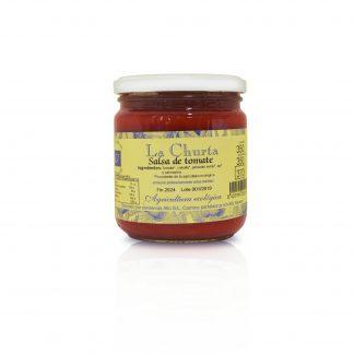 salsa de tomaquet ecologica la churta